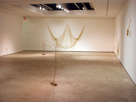 ANYA GALLACCIO: love is only a feeling Lehmann Maupin North Gallery view 2.