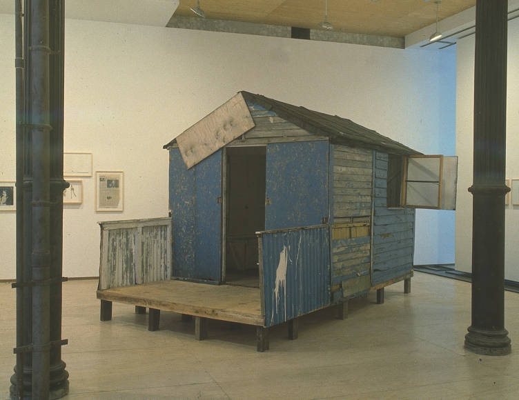TRACEY EMIN, The Hut, 1999