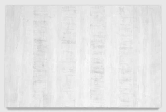 瑪麗·ç§'西 Untitled (Four Inner Bands), 2011