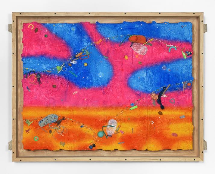 ASHLEY BICKERTON, Pink Cloud, 2020