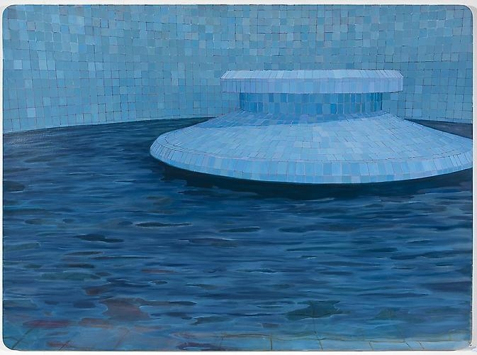 ADRIANA VAREJAO A Fonte (The Fountain), 2009