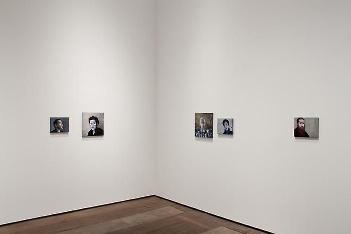 SANDRO KOPP There You Are Installation View 3