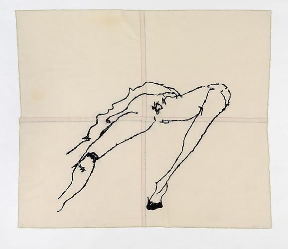 TRACEY EMIN Pavement Sitting, 2009