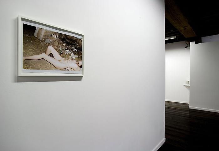 Installation view at De Hallen Haarlem