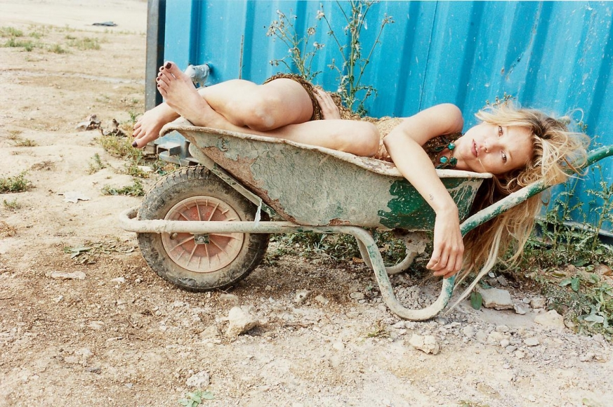 于爾根·ç‰¹å‹' Kate Moss, Gloucestershire, 2010, No. 12, 2010