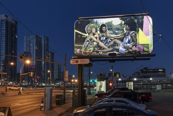 Mickalene Thomas, What it Means to be Beautiful