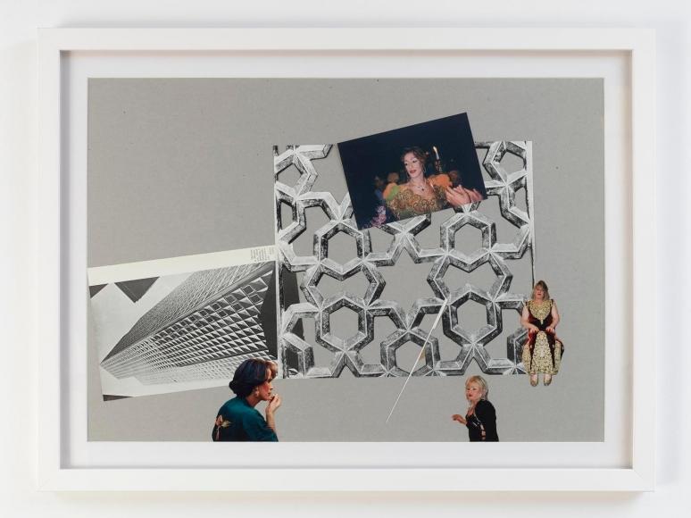 KADER ATTIA Modern Architecture Genealogy #2, 2014