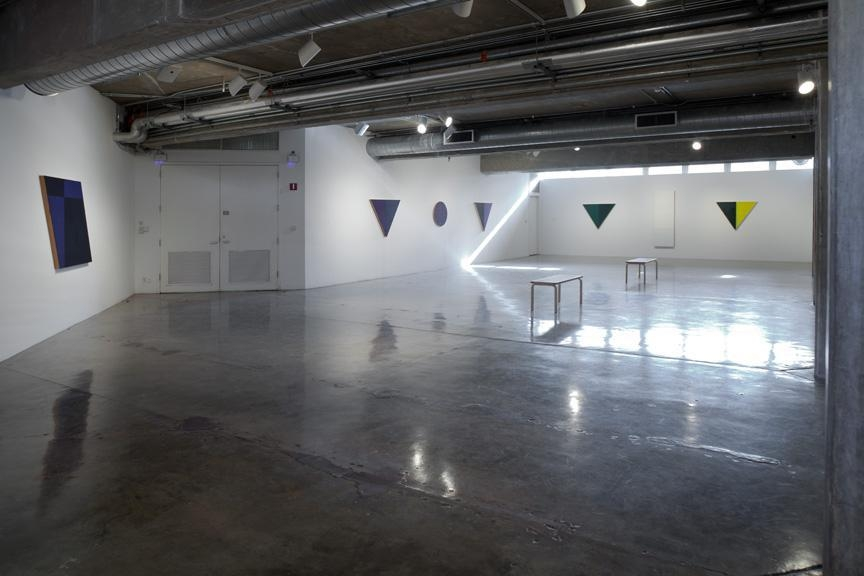 Perspectives 177: McArthur Binion, Installation view, Contemporary Arts Museum Houston