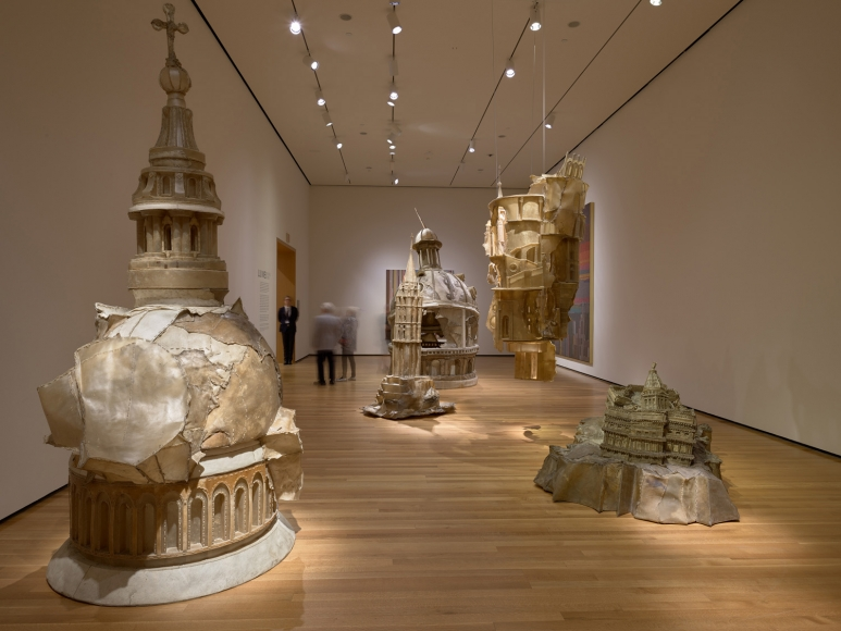 LIU WEI , Liu Wei: Invisible Cities