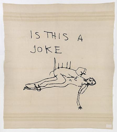 TRACEY EMIN Is This a Joke, 2009