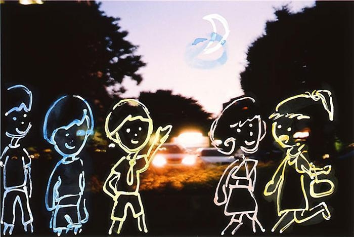 REI SATO Let's All Go to a Party, 2008