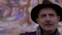 LM ARTIST VIDEO SERIES: BILLY CHILDISH, 2011, This edition of LM Artist Video Series features modern day renaissance man, prolific artist, writer, and musician Billy Childish in a live reading and performance during his exhibition 'I Am The Billy Childish', on view November 4, 2011 through January 21, 2012 at Lehmann Maupin's Chelsea location.