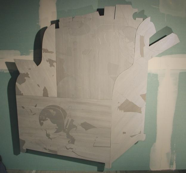 AARON WEXLER Rearden Metal Toybox, 2004