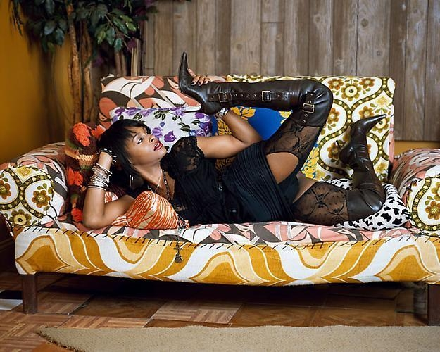 MICKALENE THOMAS Hot! Wild! Unrestricted!, 2009