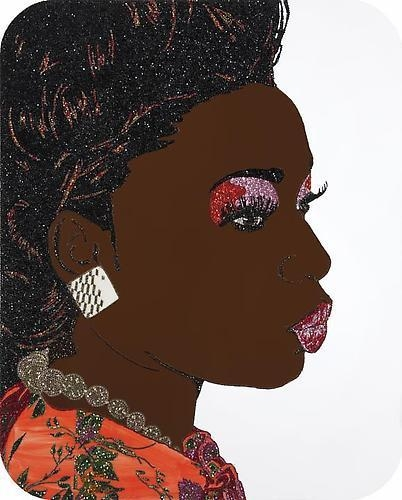 MICKALENE THOMAS Are You That Someone, 2010