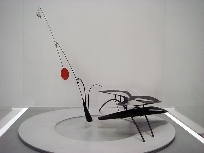 Alexander Calder Mercury Fountain, 1937-43