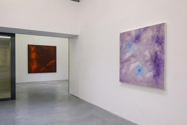 Shirazeh Houshiary: Through Mist Installation view 3