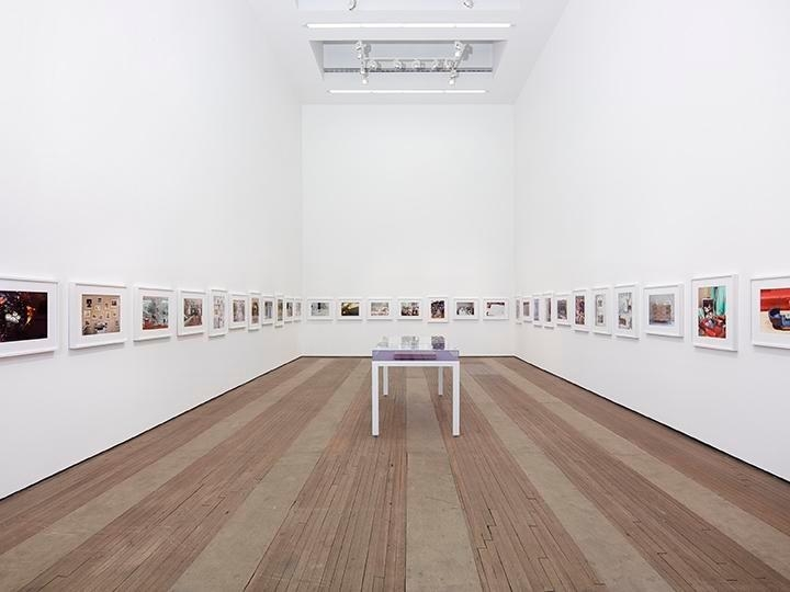Catherine Opie, 700 Nimes Road Installation view 2