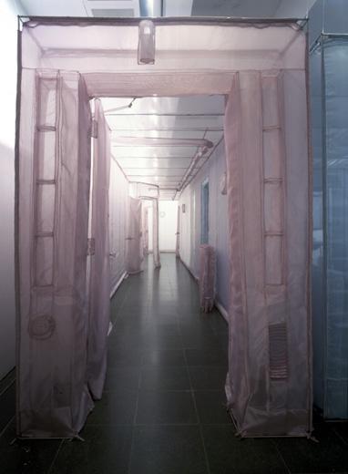 348 West 22nd St., Apt. A, New York, NY 10011 (corridor), 2000