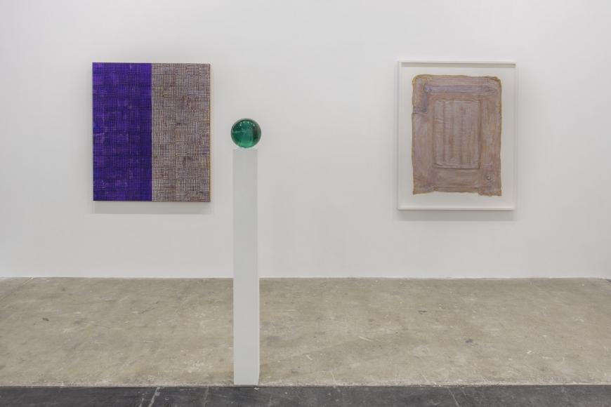 Installation view of Lehmann Maupin's booth at West Bund Art & Design 2019 in Shanghai, view 6