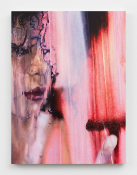 MARILYN MINTER, To a T, 2018