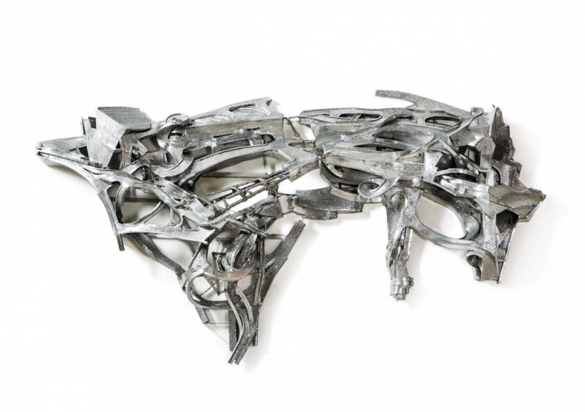 LEE BUL Untitled sculpture (M5), 2014