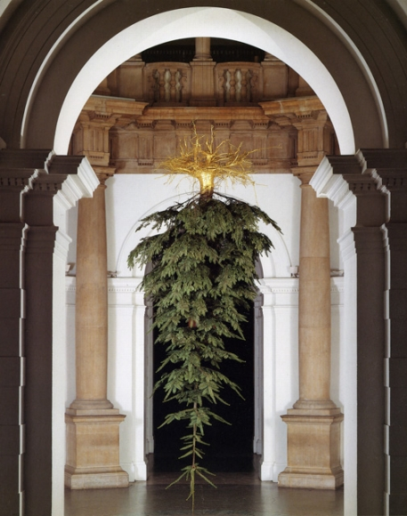 SHIRAZEH HOUSHIARY, Installation view