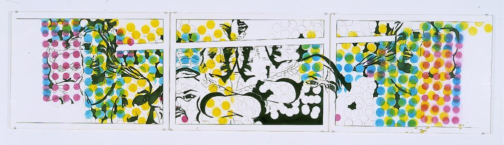 BONNIE COLLURA, Technicolor Line Up, 2000
