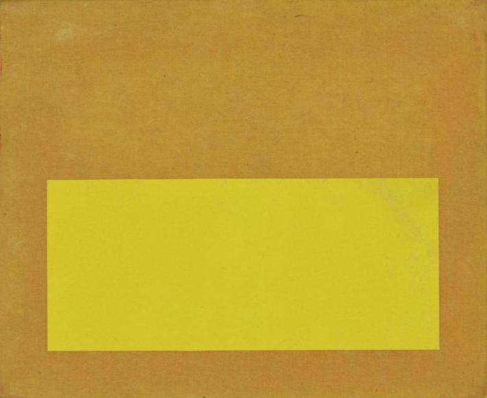 金麒麟 Untitled,1970 色紙 畫布