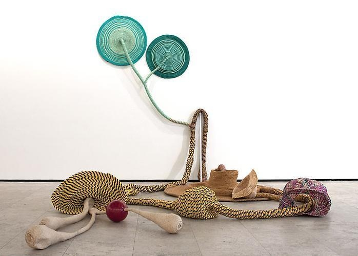 MARIA NEPOMUCENO Untitled, 2010
