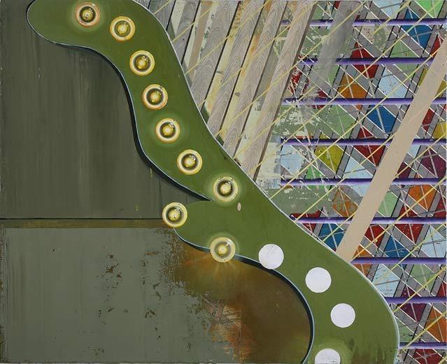 CHRISTIAN HELLMICH Lichter, 2007