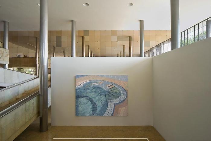 Installation view Museu de Arte da Pampulha, 2008
