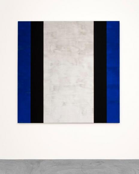 MARY CORSE Untitled (Black, White), 2015