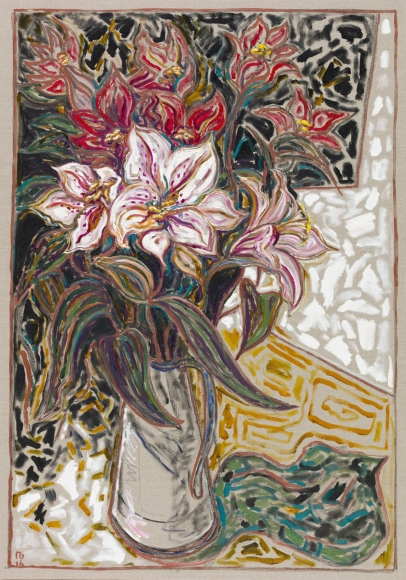 BILLY CHILDISH, lillys, 2016