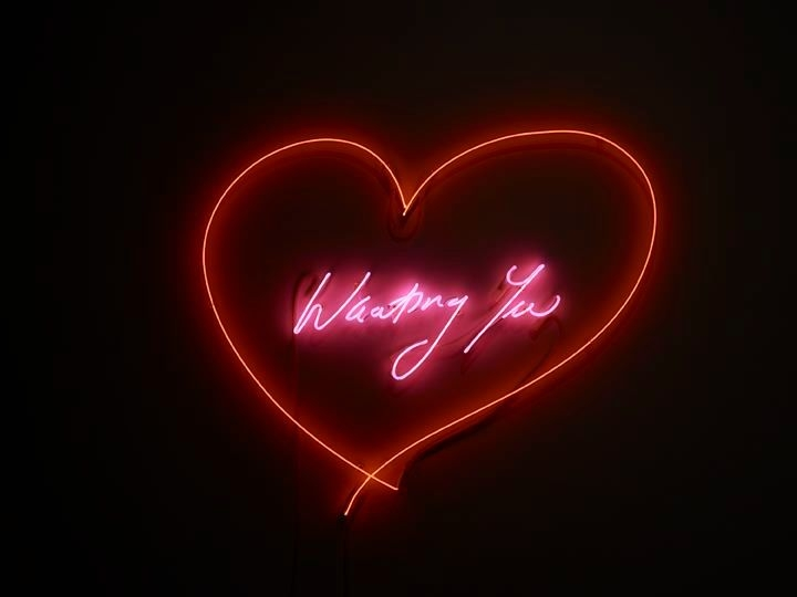 TRACEY EMIN Wanting You, 2014
