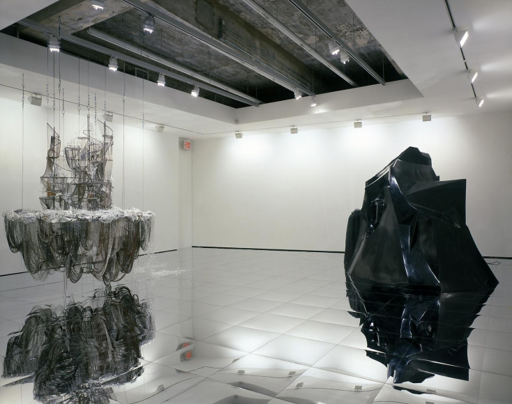 LEE BUL Installation view 1