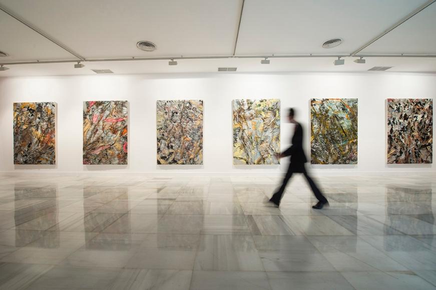 安吉爾·奧特羅:Pintura Ascendente