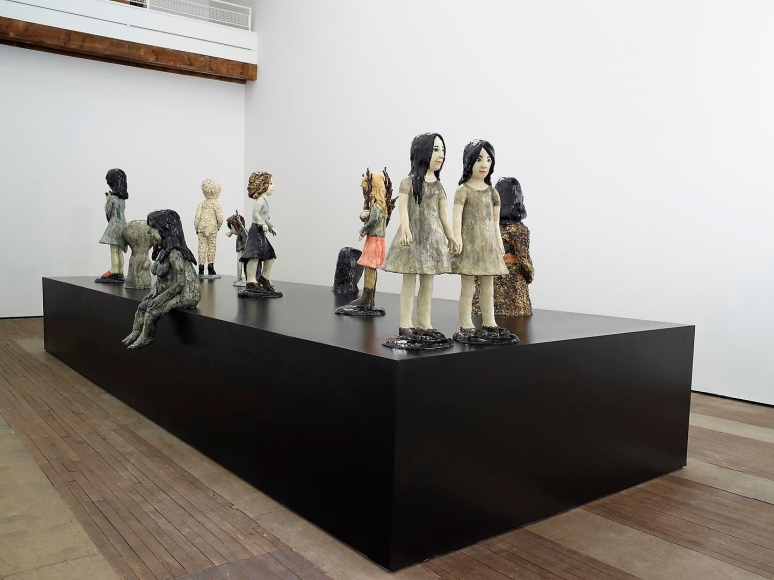KLARA KRISTALOVA: Big Girl Now Installation view 6