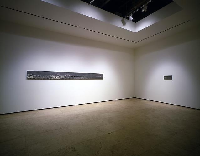 TERESITA FERNÁNDEZ Installation at Lehmann Maupin Gallery