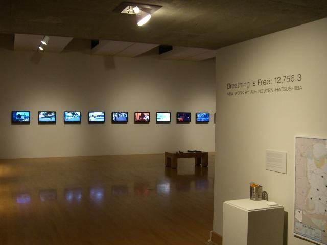 Breathing is Free: 12,756.3 - New Work by Jun Nguyen-Hatsushiba