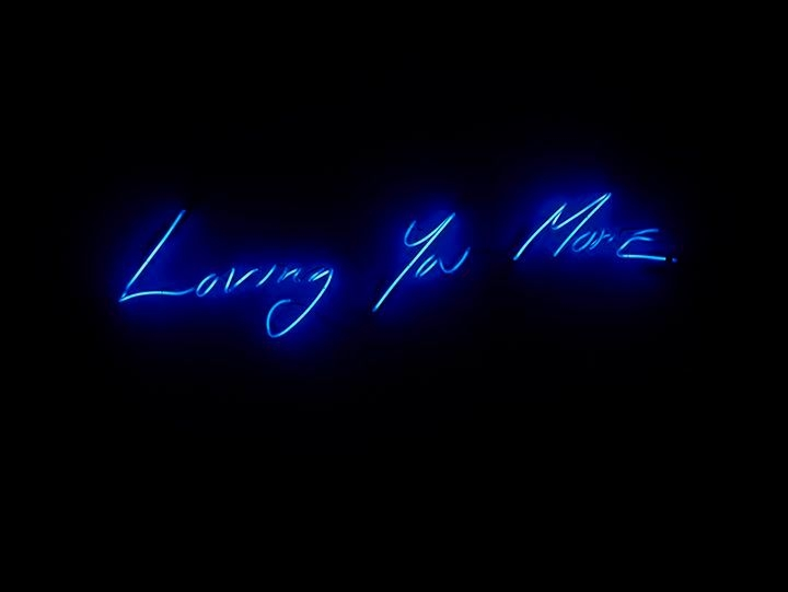 TRACEY EMIN, Loving You More, 2015