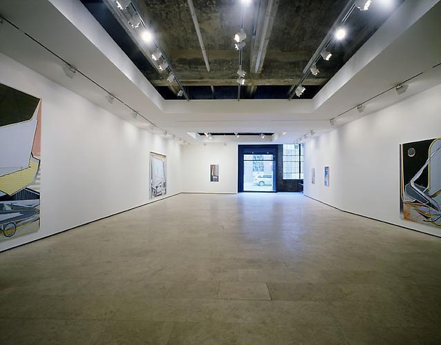 CHRISTIAN HELLMICH: The Array/Transfer-Domino Installation view 5