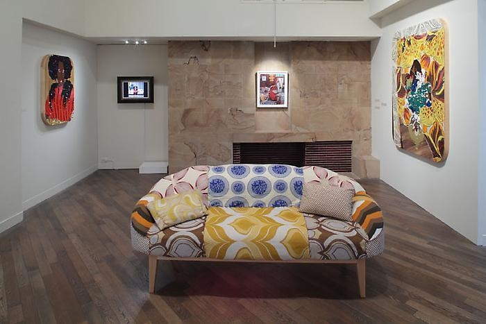 MICKALNE THOMAS Installation View