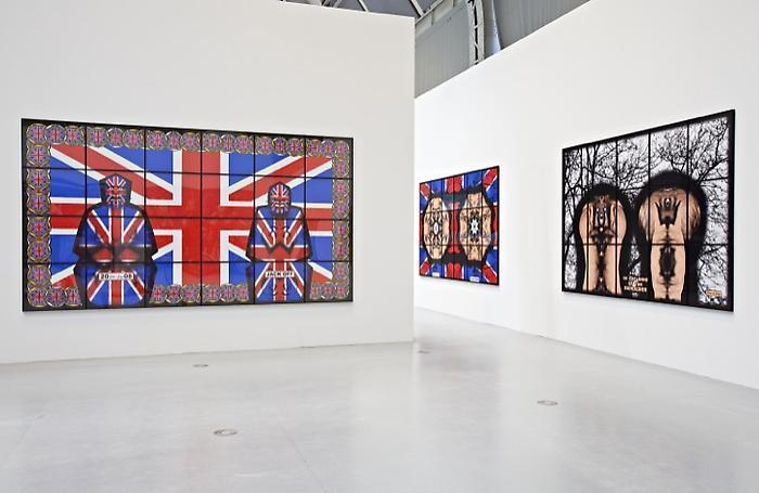 GILBERT & GEORGE: Jack Freak Pictures