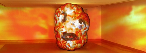 Tony Oursler at The Met