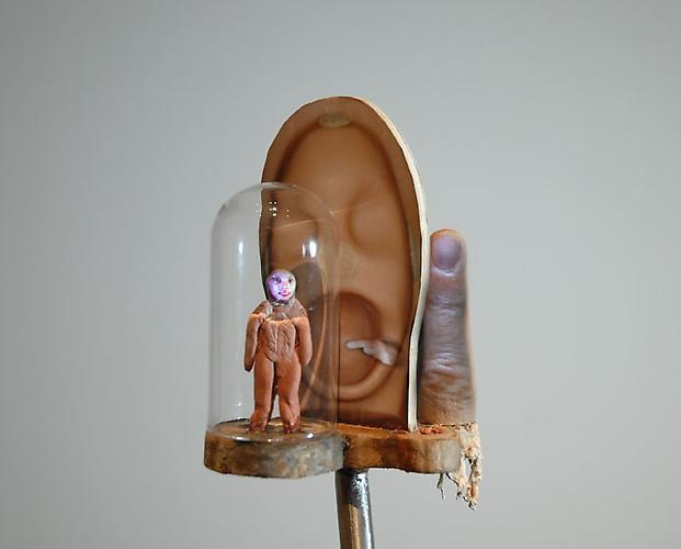 TONY OURSLER Artificial Hazard, 2010
