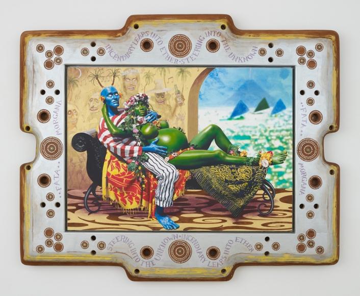 ASHLEY BICKERTON, Untitled, 2011
