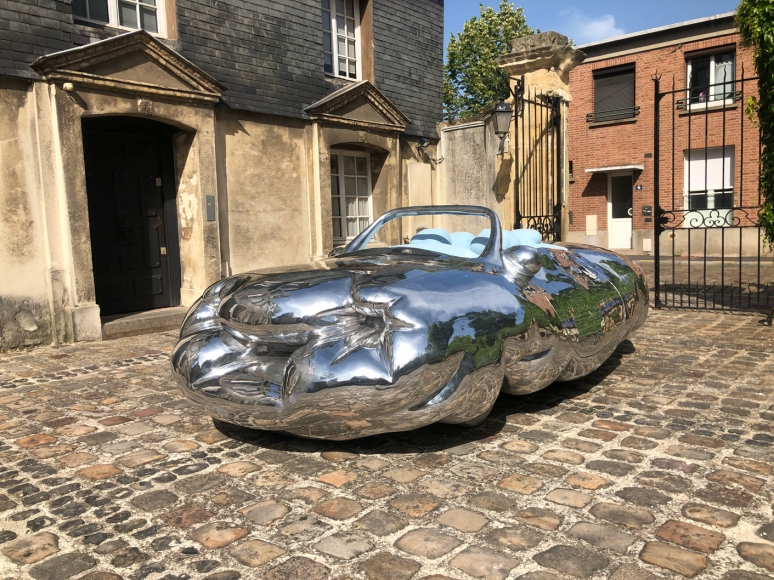 ERWIN WURM, Fat Convertible, 2019