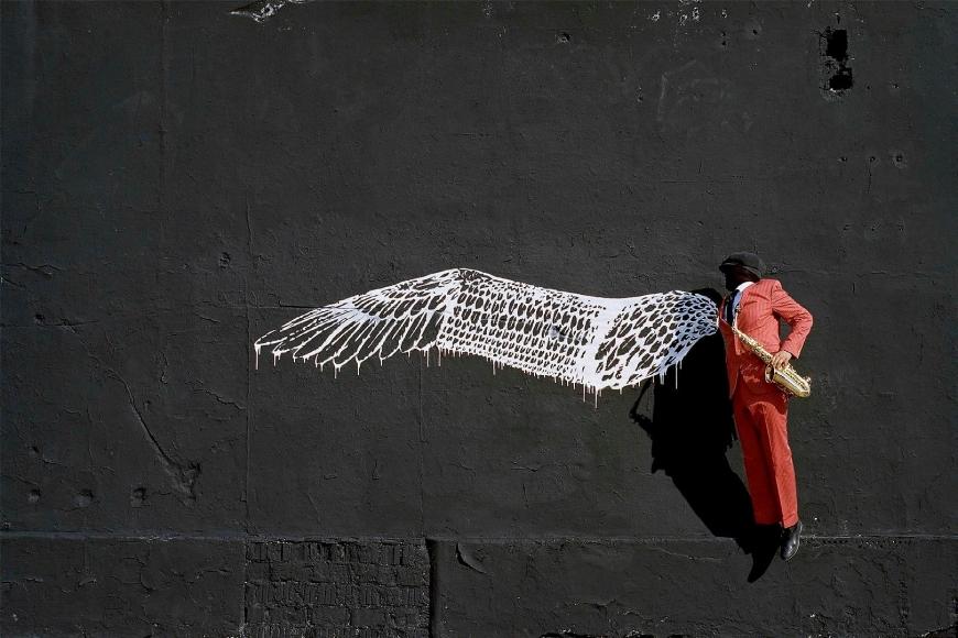 ROBIN RHODE Birdman, 2014
