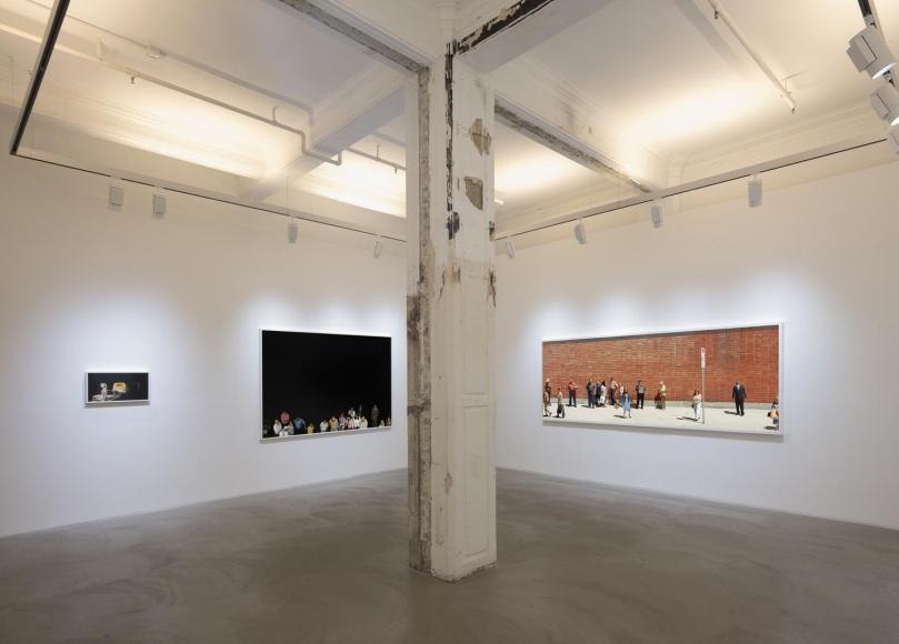 Alex Prager installation view 2